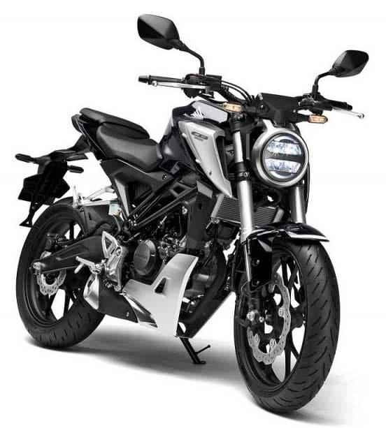 Honda-CB125R